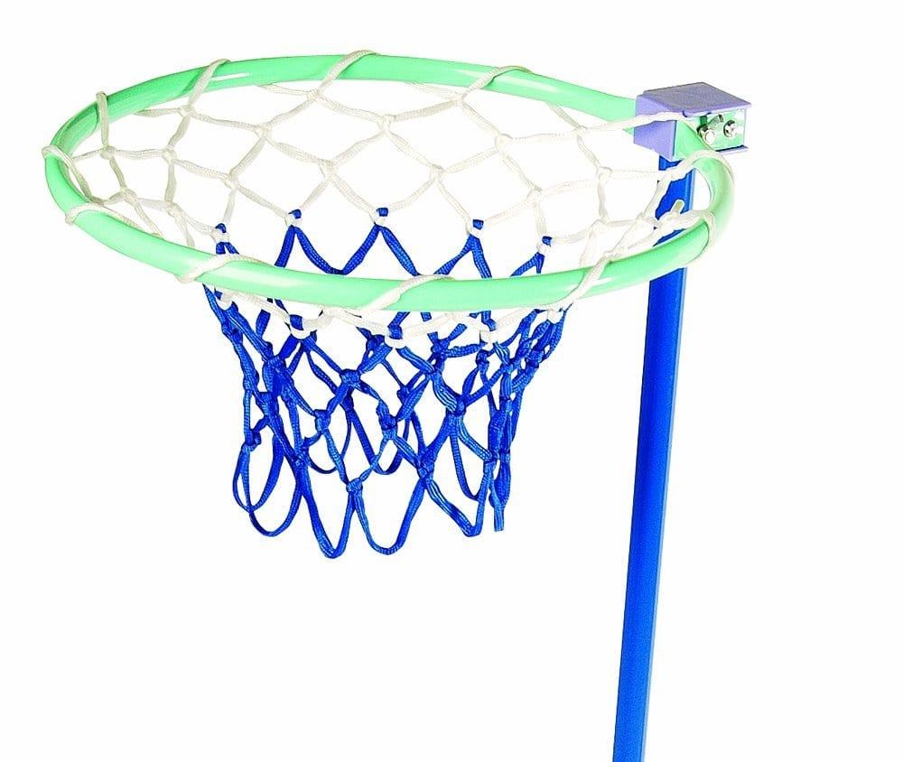 how to set up swingball