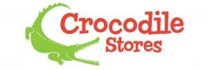 Crocodile Stores Mobile Logo