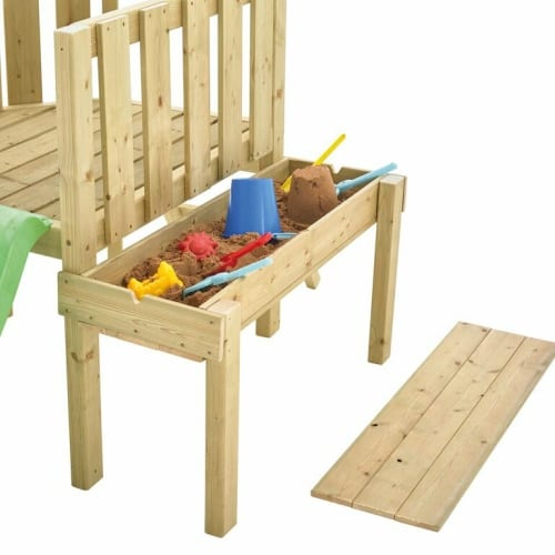 tp forest toddler wooden climbing frame slide crocodile stores. Black Bedroom Furniture Sets. Home Design Ideas