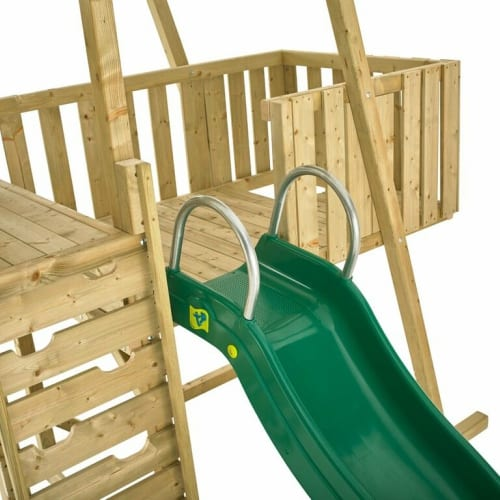 tp kingswood normandy wooden climbing frame slide crocodile stores. Black Bedroom Furniture Sets. Home Design Ideas