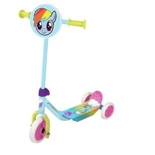 Childs Official My Little Pony Push Along Rainbow Dash My First Tri
