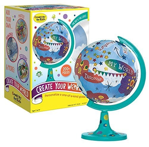 Creativity for kids create your world crocodile stores - Create your world ...