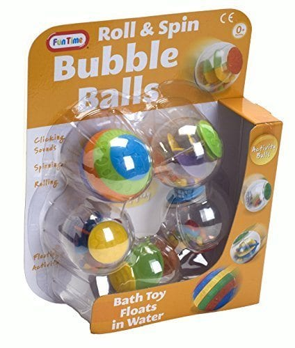 Fun Time Toys Company : Fun time quot roll and spin bubble ball crocodile stores