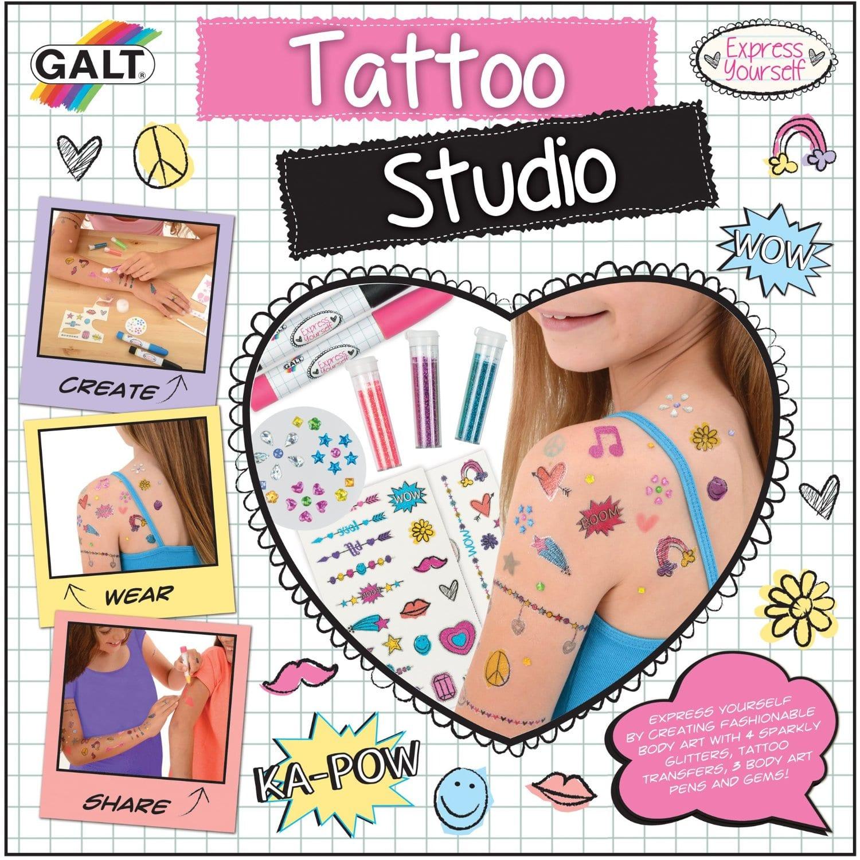 Galt Toys Express Yourself Tattoo Studio – Crocodile Stores