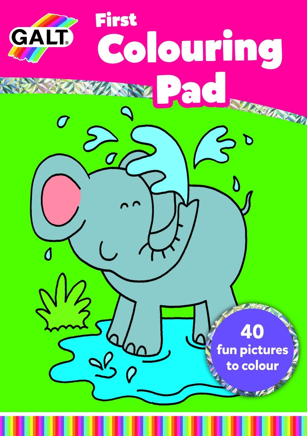 Galt Toys First Colouring Pad – Crocodile Stores