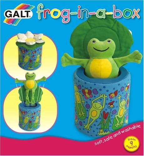 ... Frog in a Box Toy. ?; ?  sc 1 st  Crocodile Stores & Galt Toys Frog in a Box Toy u2013 Crocodile Stores Aboutintivar.Com