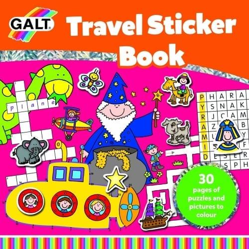 Colouring & Sticker Books