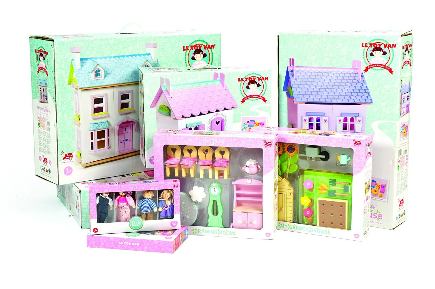 ... Dolls House Furniture By Le Toy Van (Toy). ; 