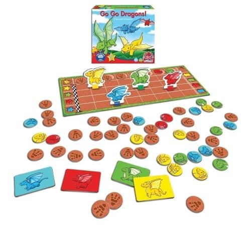 Pre School Board Games